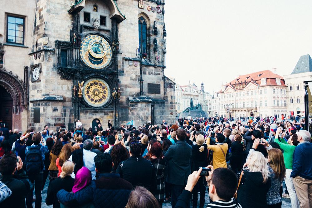 Praha by Pasi Tiitola